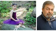 Niña de 10 años elige a su abuelo como pareja de baile y su complicidad enamora a millones