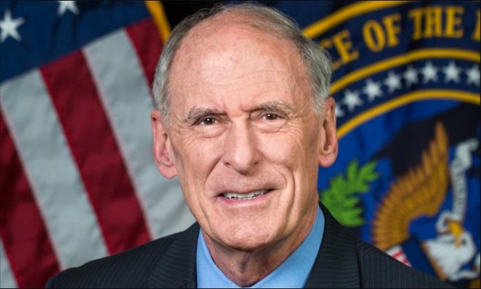 Director de Inteligencia Nacional de EE. UU., Daniel R. Coats. (Casa Blanca / whitehouse.gov)