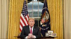 """En discurso a la nación, Trump aboga por el muro fronterizo para acabar con """"el ciclo de sufrimiento humano"""""""