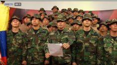 """""""Desconocemos a Nicolás Maduro"""", anuncian activos de Fuerzas Armadas venezolanas en Perú"""