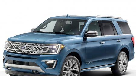 Ford Expedition: Reina de la excursión en carretera