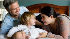 La sociedad actual necesita volver a los valores tradicionales de la familia y de la paternidad