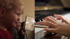 ¿Recuerdas al niño que lloró al escuchar a Beethoven? Su hermana es la niña prodigio en el piano