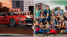 El increíble Ford Mustang 2020 se vende por USD 1,1 millones para ayudar a los niños con diabetes