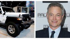 La subasta de Jeep de Gary Sinise recauda 1,3 millones de dólares en honor a los veteranos