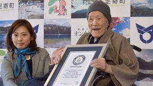El hombre más anciano del mundo murió en Japón a los 113 años