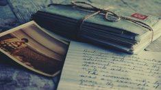 Anciana recibe carta que su novio escribió hace 77 años explicando por qué desapareció para siempre