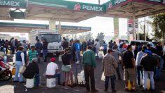 """México: seguirán las """"demoras, retrasos y desabasto"""" de gasolina, afirmó López Obrador"""
