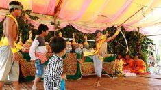 Danza folclórica destruida por los Jemeres Rojos renace en la nueva generación de Camboya