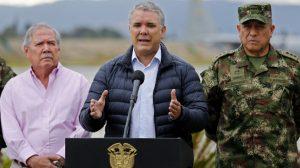 Duque responsabiliza a miembros de ELN en Cuba de atentado que mató a cadetes