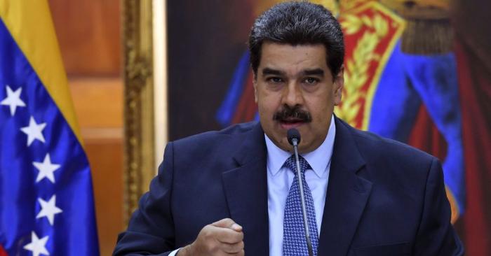 Maduro asume en soledad su segundo mandato con solo 5 mandatarios que lo apoyan