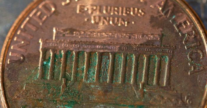 Joven encuentra moneda de un centavo que podría valer hasta 1,7 millones de dólares