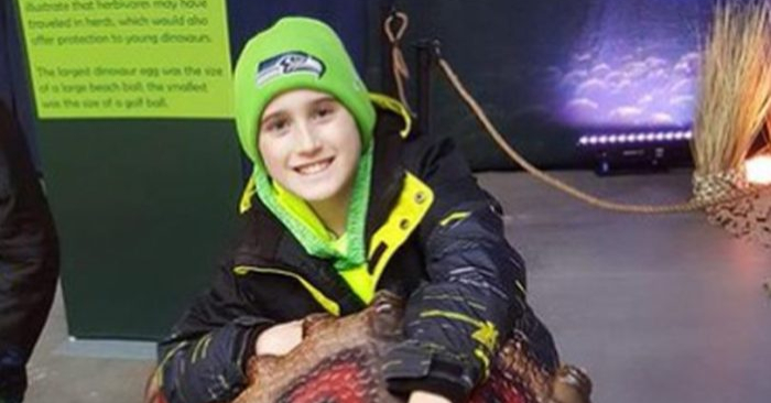 Un niño de 13 años de Iowa, EE. UU., fue encontrado muerto días después de haber salido de su casa en medio de una tormenta de nieve, según las autoridades. (Departamento de Policía de Marshalltown)