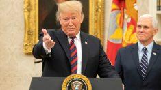 El 50% de los latinos en Estados Unidos aprueba la gestión de Trump, dice encuesta