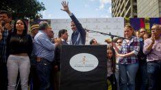 Posible gobierno de transición de Venezuela sigue recibiendo respaldo de comunidad internacional