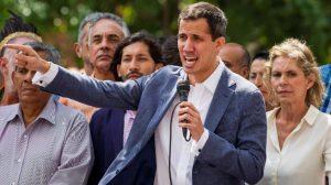 Juan Guaidó anuncia que asumirá como presidente interino de Venezuela y la OEA lo respalda