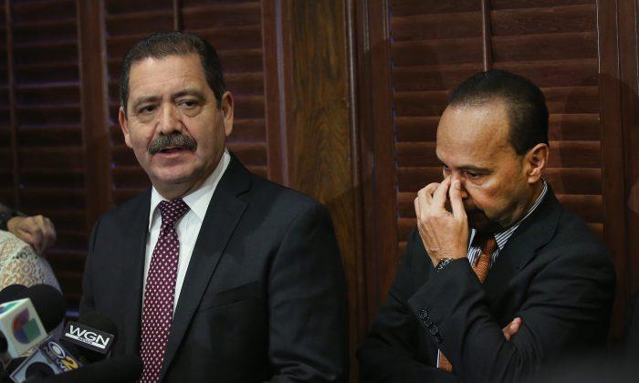"""""""Chuy"""" García: un representante electo por el voto hispano con fuertes lazos con el comunismo"""
