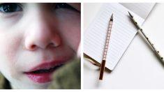 Niño envía carta a Santa Claus pidiendo ayuda para su gemela intimidada: ¡Luego tocan a la puerta!