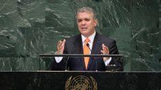 Duque aclara que no habla con Maduro pero tiene un excelente diálogo con el presidente Guaidó