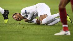 Neymar no jugará contra el Manchester por su lesión, según prensa francesa