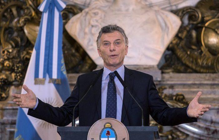 """Macri asegura que Venezuela es una """"dictadura"""" con Maduro como """"victimario"""""""