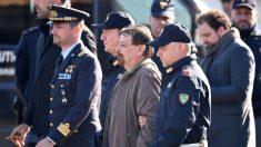Miembro grupo terrorista Cesare Battisti llegó a Italia desde Bolivia