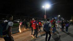 Pentágono refuerza apoyo en las fronteras ante nueva caravana de migrantes que salió de Honduras