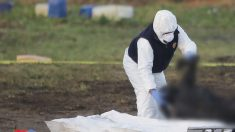 Escenas devastadoras en levantamiento de cuerpos tras explosión de toma clandestina en México