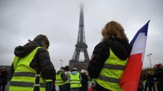 Chalecos Amarillos anuncian su propia lista para las elecciones parlamentarias europeas