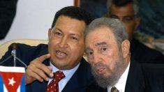 Hijos de dirigentes cubanos viajan en aviones regalados por Hugo Chávez
