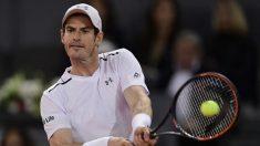 Británico Andy Murray anuncia que se retirará del tenis profesional en 2019