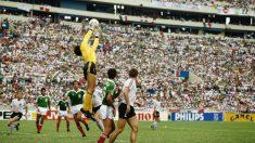 Falleció Pablo Larios, portero de México en el Mundial de 1986