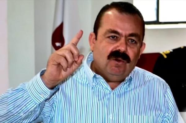 "Edgar Veytia - Exfiscal  mexicano Nayarit . Imagen tomada de video de youtube  Edgar Veytia era verdaderamente ""El Diablo"" de Nayarit"