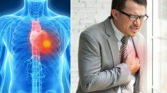 No ignores estas 6 señales de advertencia que te da tu cuerpo un mes antes de un ataque al corazón