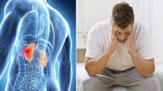 Si te sientes inusualmente fatigado y con náuseas, no ignores estas 7 advertencias sobre tus riñones