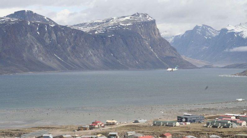 Pangnirtung (Isla Baffin)
