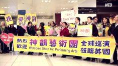 Shen Yun recibe una calurosa bienvenida en Europa, donde actuará por primera vez en Madrid