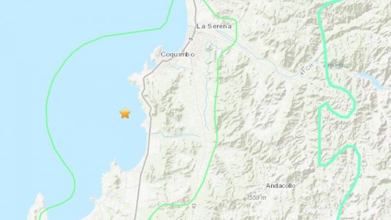 Terremoto de 6,7 grados en la costa de Tongoy, Coquimbo y La Serena el 19 de enero de 2019 (Sismología)