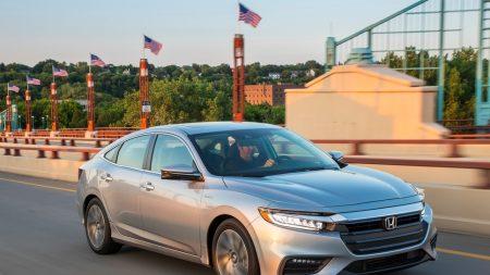 Honda Insight: ¿Seria competencia para el Toyota Prius?