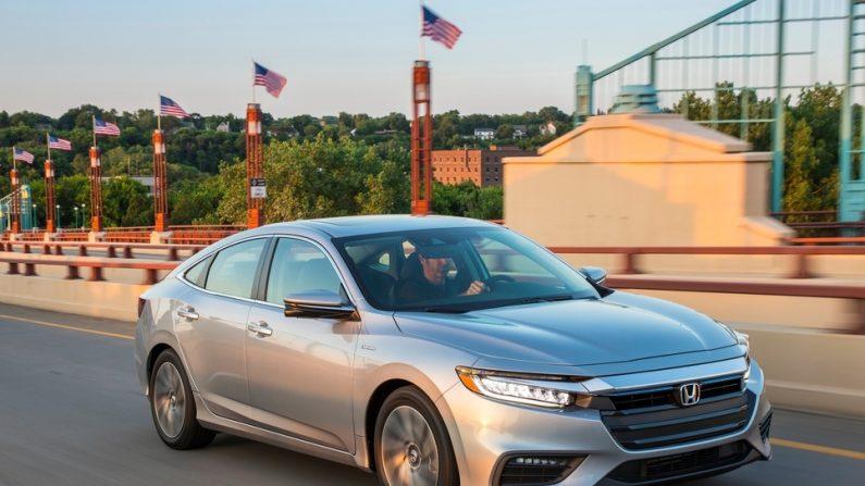 The 2019 Honda Insight Goes On Sale