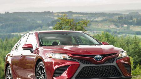 Toyota Camry: seguro, confiable y potente con su motor en V-6