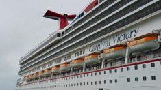 Salta al mar desde el 11° piso de un crucero, Royal Caribbean lo expulsa de por vida