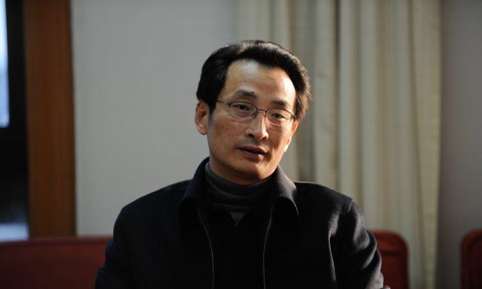 Chen Gang, ex vice alcalde de Beijing, está siendo investigado por las autoridades anticorrupción de China. (La Gran Época)