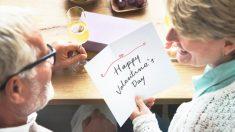 Un pedido de ayuda a la policía termina con una sorpresa de San Valentín para una pareja de ancianos