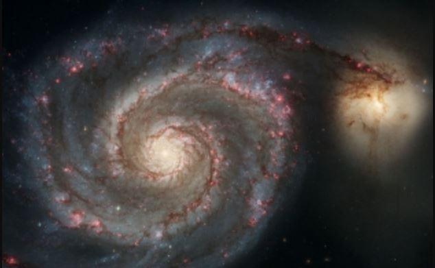 Anuncian choque de Vía Láctea con Gran Nube de Magallanes: el Sístema Solar saldría expulsado