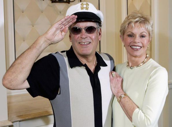 Daryl Dragon y Toni Tennille del dúo musical Captain & Tennille. (Créditos: Ethan Miller/Getty Images)