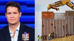 Veterano de guerra recauda USD 20 millones y se dirige a Texas para construir el muro fronterizo