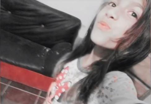 Katia Jatsiri en una captura de vídeo (Primer Impacto)