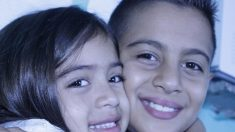 Este valiente niño protege a su hermana y salva a sus padres de 3 hombres que irrumpen en su casa