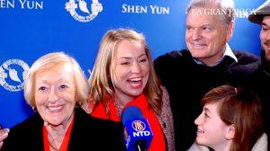 Shen Yun inspira a una familia con belleza y bondad